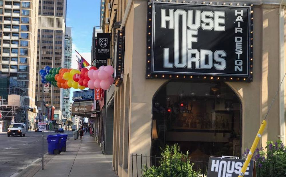 Toronto's iconic House of Lords hairdressers to close this fall