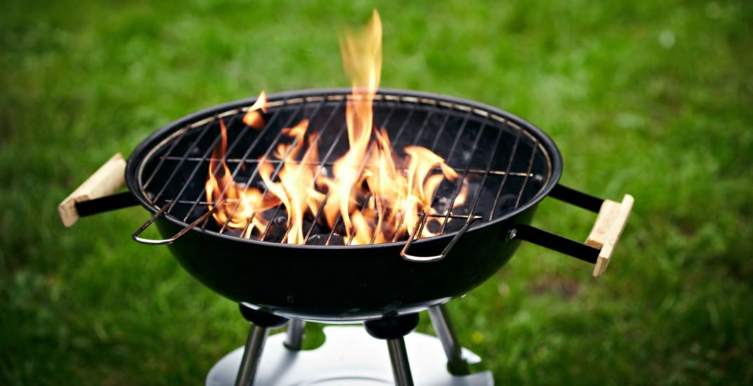 Delta bans barbecues, closes parks due to current fire hazard