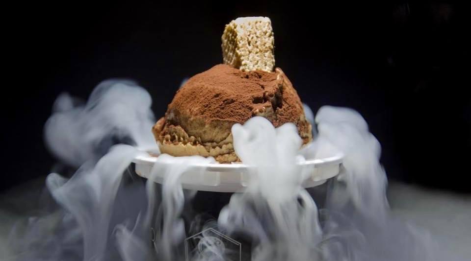 Toronto just got a new liquid nitrogen ice cream shop