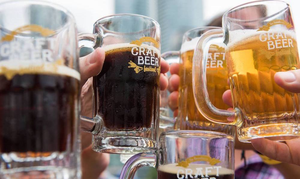 There's a 3-day long craft beer festival in Toronto next week