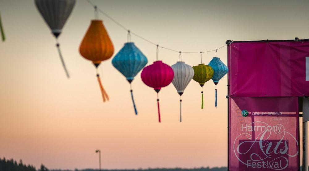 Lanternsharmony arts festival
