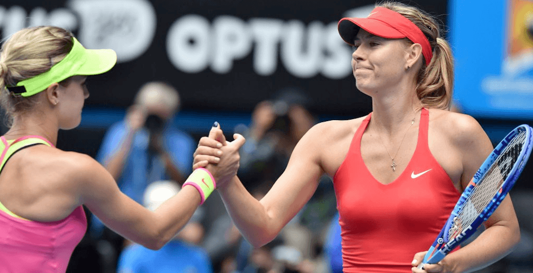 Maria Sharapova, Andy Murray won't play in Canada this year