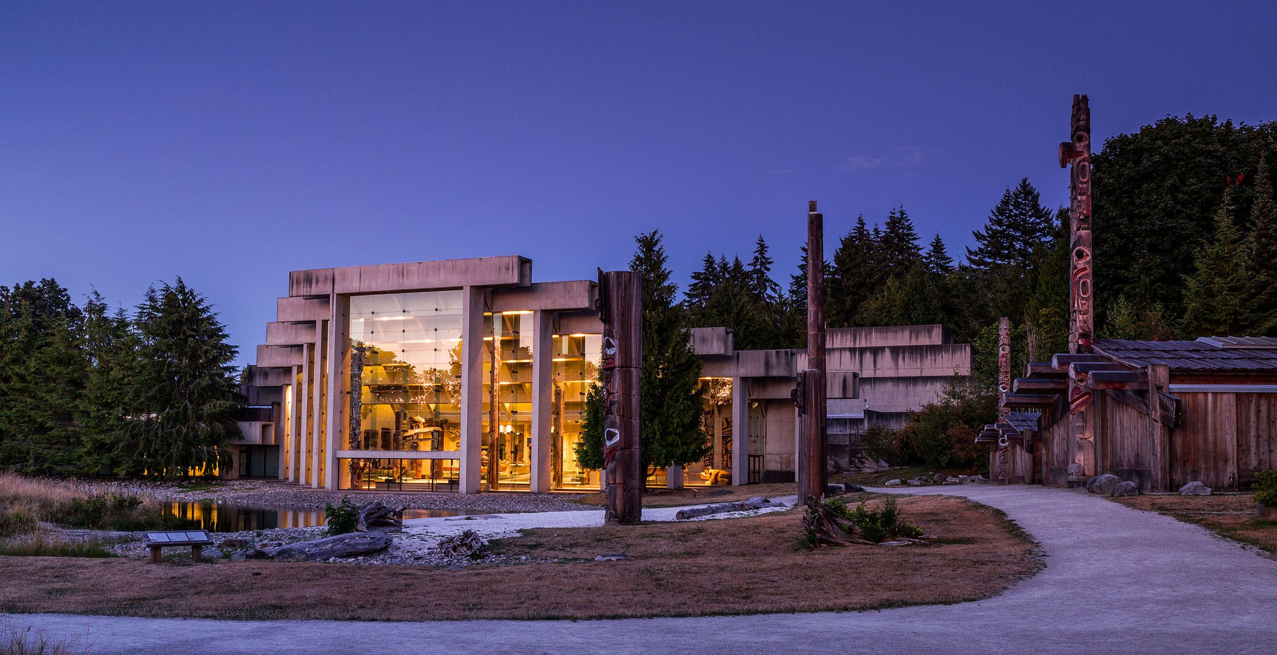 Museum of Anthropology aims to become Vancouver's first urban star park