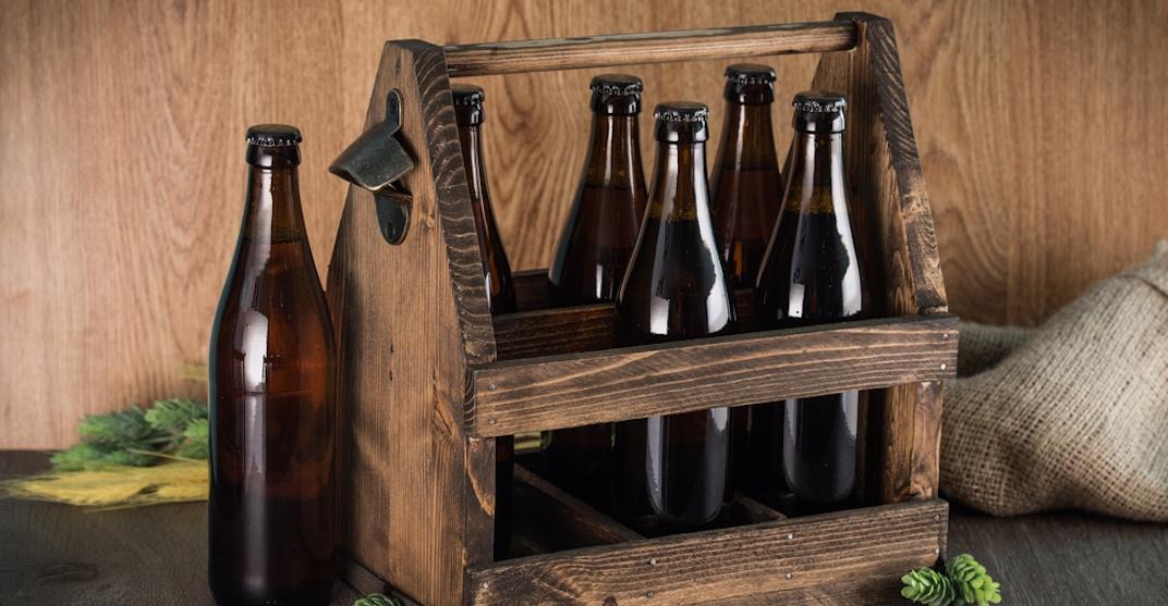 Craft beer shutterstock