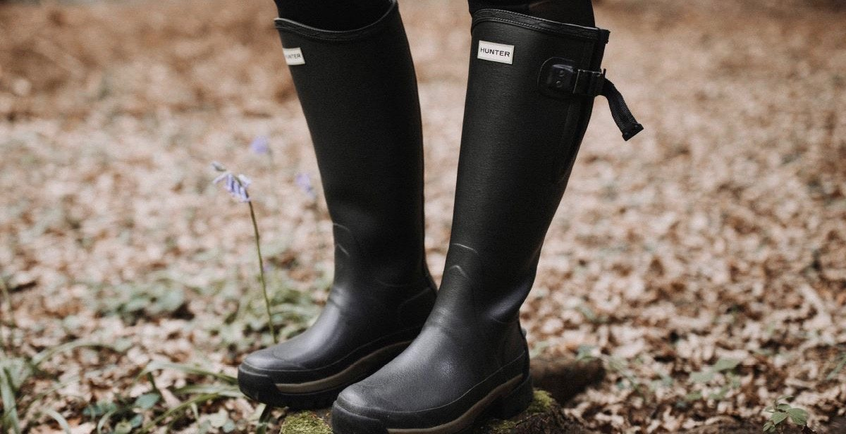 Hunter Boots is opening its very first Canadian store