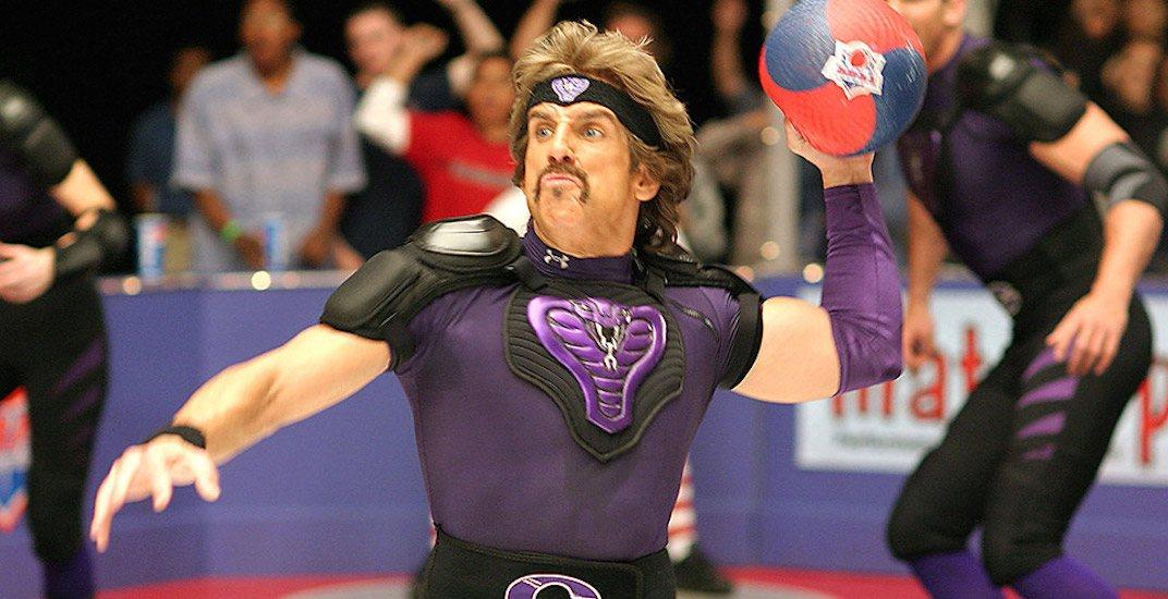 Ben stiller dodgeball