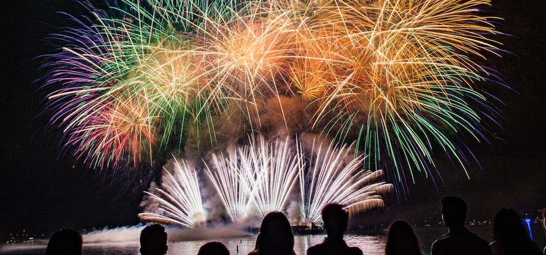 Celebration of light 2017 fireworks
