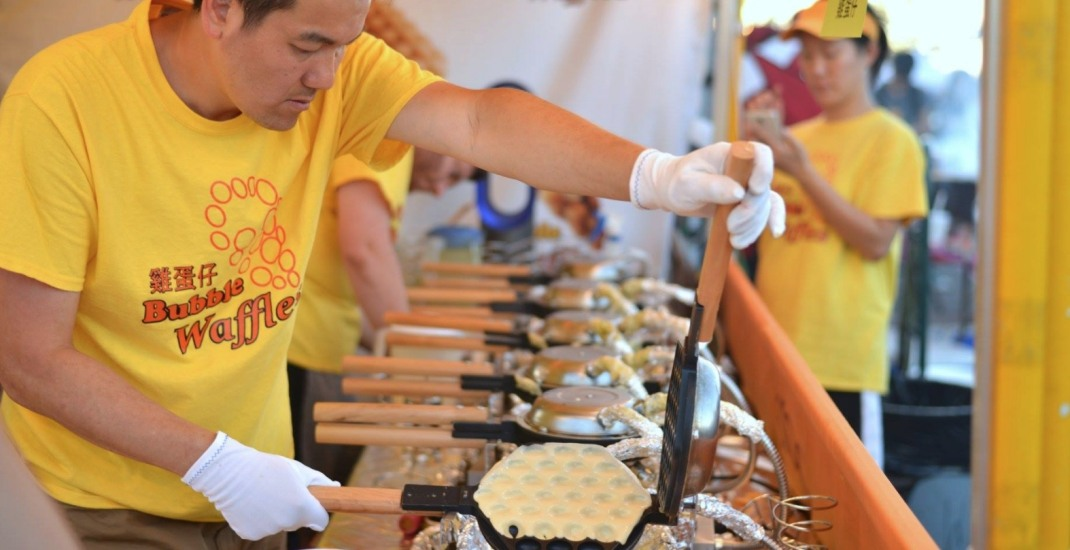 Waterfront Night Market food events
