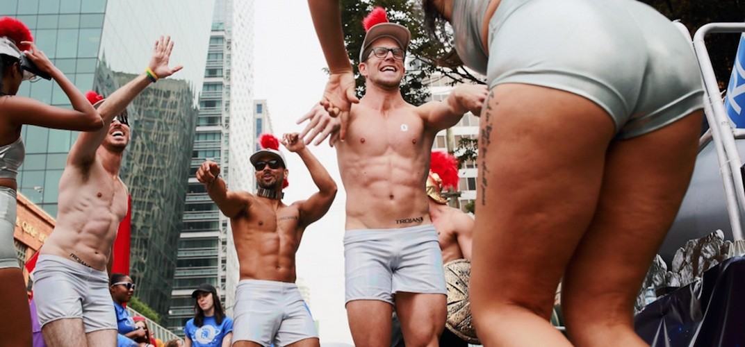 Vancouver Pride Parade takes over downtown with celebration (PHOTOS, VIDEOS)