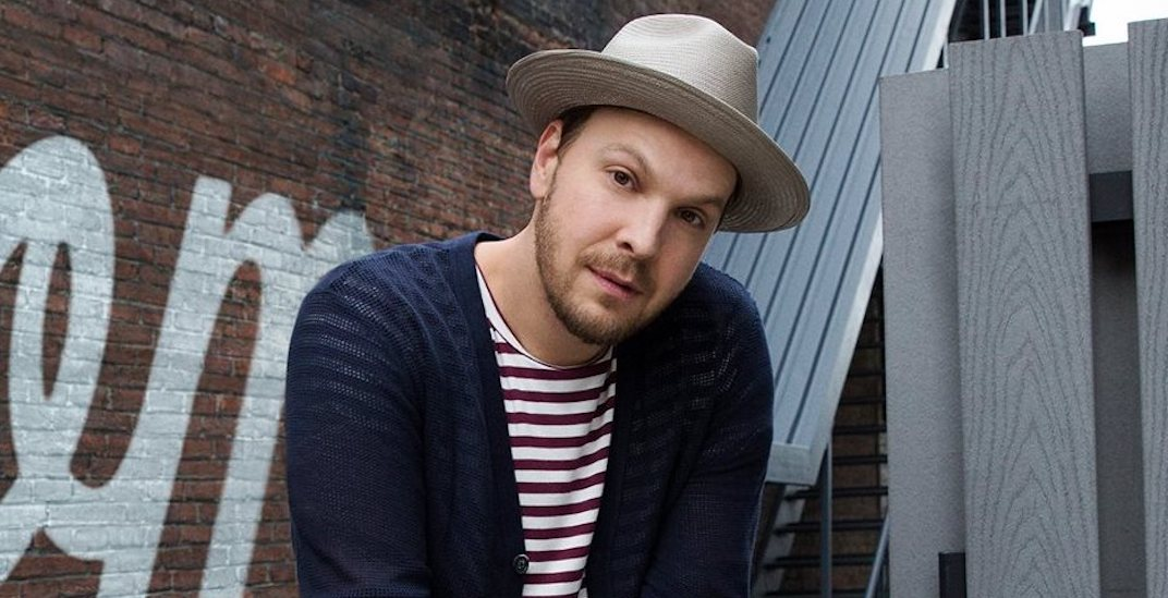 Gavin DeGraw Vancouver October 2017 concert at Commodore Ballroom