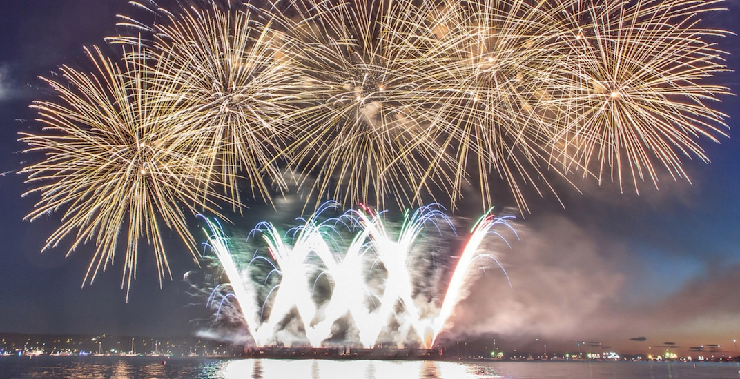 Experience the Honda Celebration of Light in VIP style from The Keg Lounge (CONTEST)