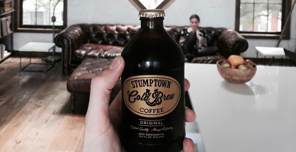 Stumptown coffee just launched its cold brew at cafes across Toronto