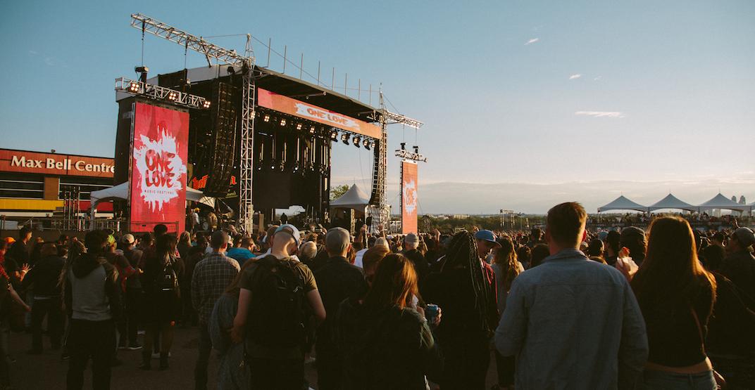 Photos from Calgary's One Love Music Festival 2017