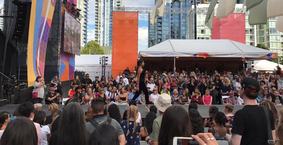 Vancouver's Drum is Calling Festival attracts 40,000 people over 9 days