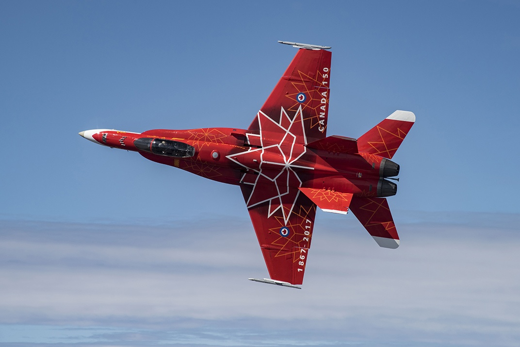 See the Abbotsford International Airshow as a VIP with 3 of your friends (CONTEST)