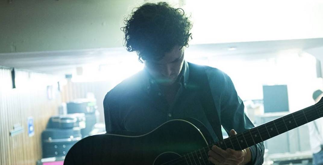 Check out Vance Joy's Calgary June 28 concert at the Scotiabank Saddledome