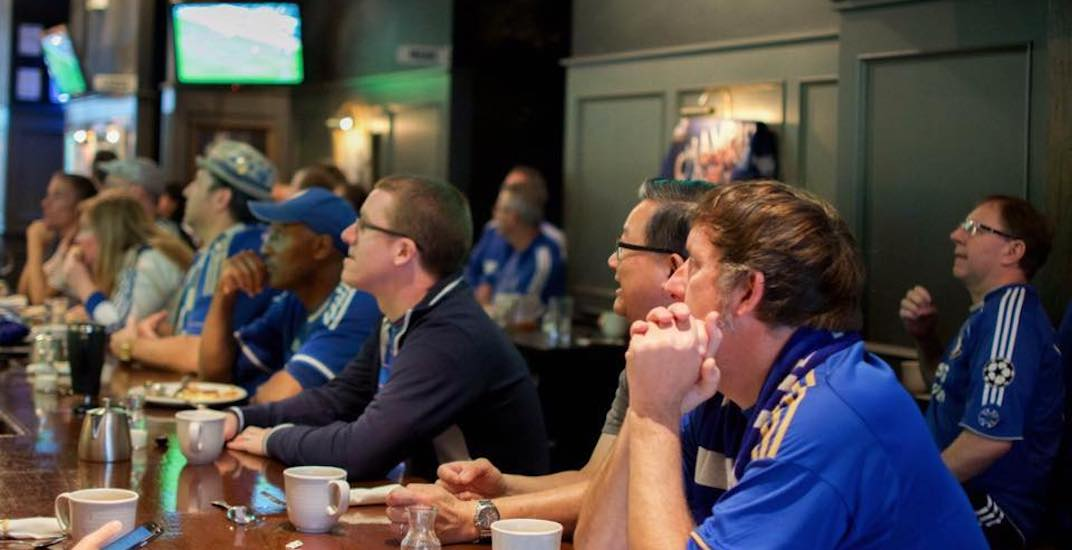 English Premier League kicks off at Vancouver pubs this Saturday... at 4:30 am