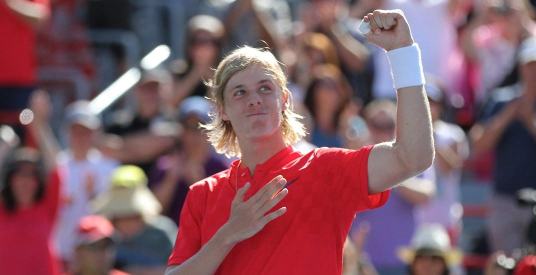 Canada's Denis Shapovalov beats #1 seed Rafael Nadal