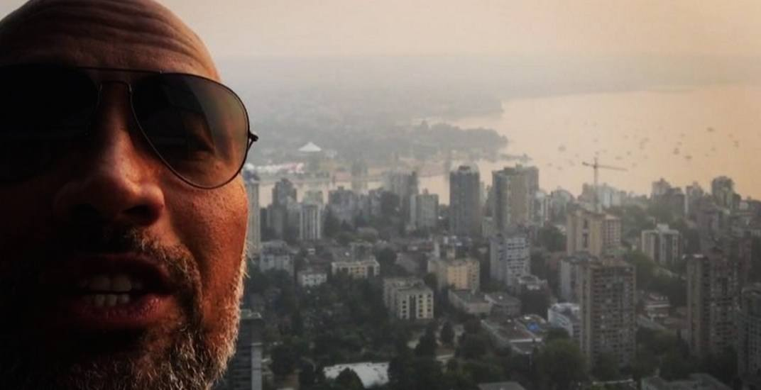 The Rock shares his love for Vancouver in heartfelt Instagram post (VIDEO)