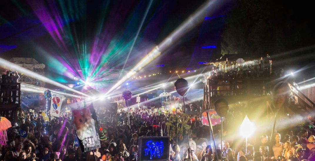 Shambhala Music Festival issues 'pre-evacuation alert' due to nearby wildfire