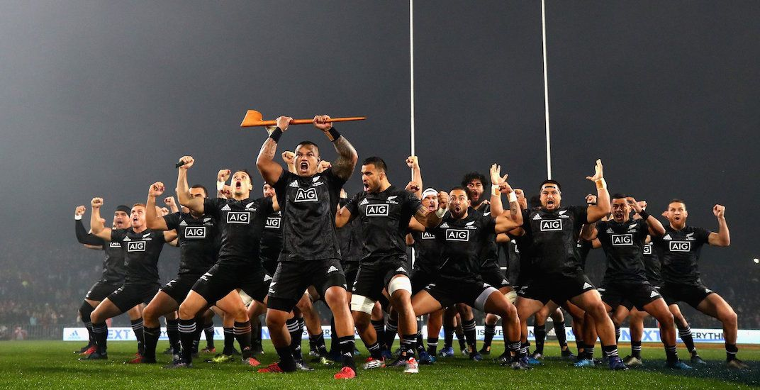 New Zealand Maori All Blacks rugby team to play in Vancouver this November