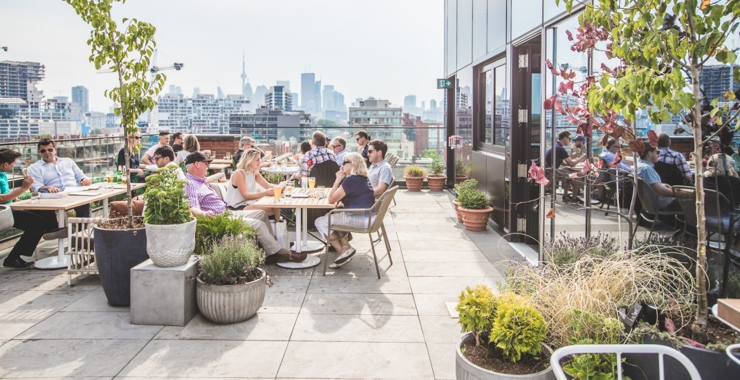 The best Toronto rooftop patios to hit this summer