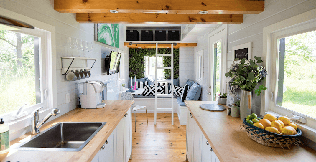 Prince Edward County now has a 'tiny home' you can Airbnb (PHOTOS)