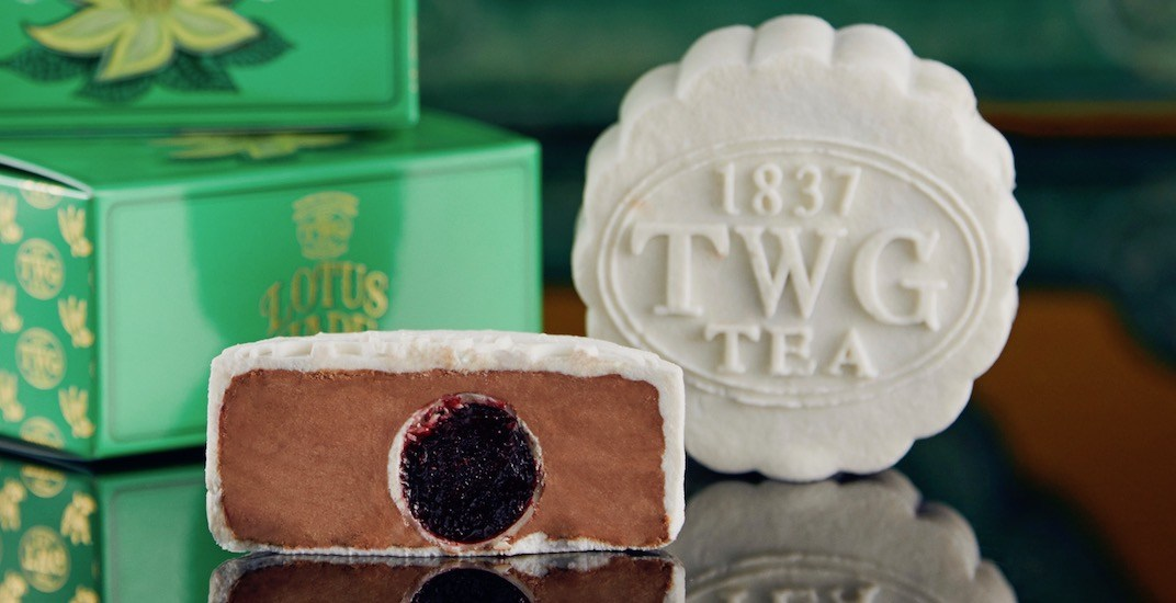 TWG Tea reveals an exclusive mooncake collection for Mid-Autumn Festival