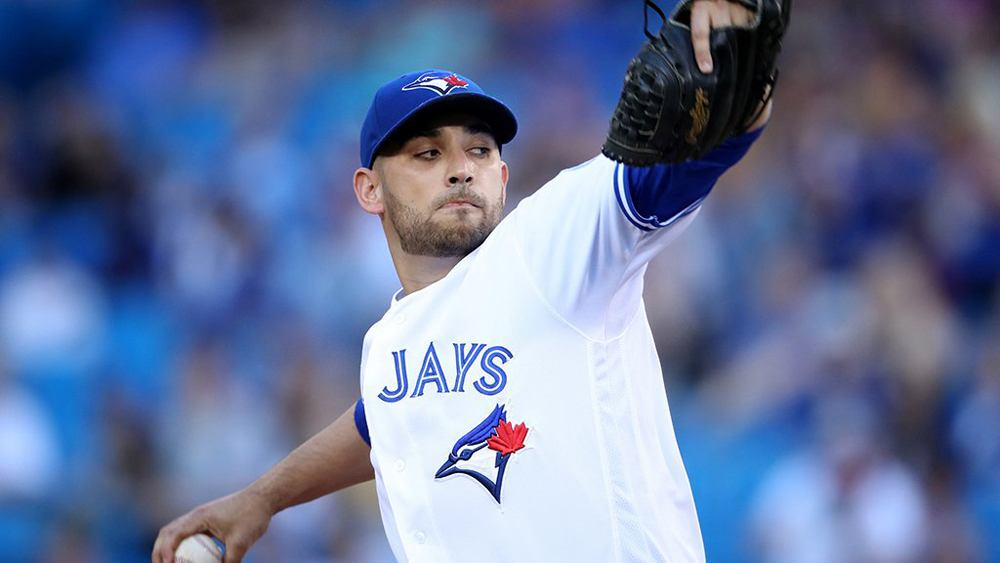 Did Marco Estrada just pitch himself into a trade out of Toronto?