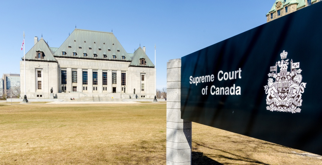 The supreme court of canada marc bruxelleshutterstock
