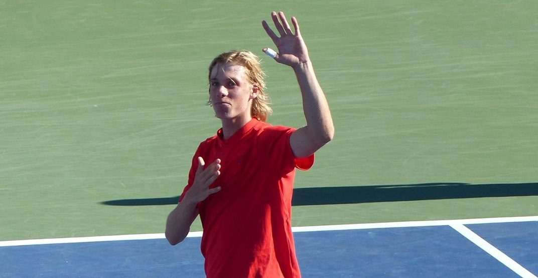 Shapovalov's incredible week at Rogers Cup comes to an end