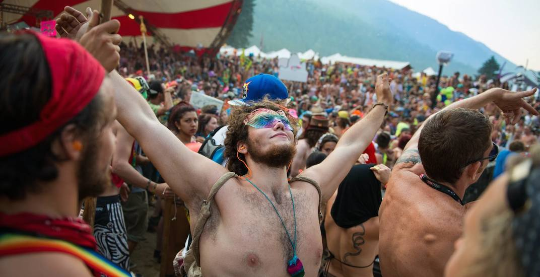 Shambhala Music Festival shuts down after wildfire jumps river