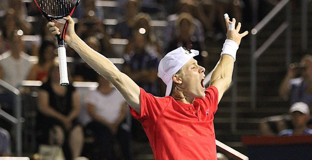 Toronto to host Canada-Netherlands Davis Cup tennis matches