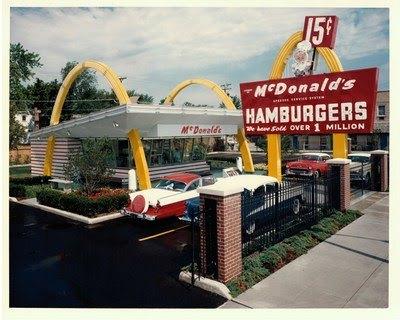 McDonald's67¢ hamburgers