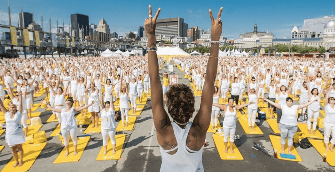 Thousands attend Lolë White Tour at Jacques Cartier Pier (PHOTOS)