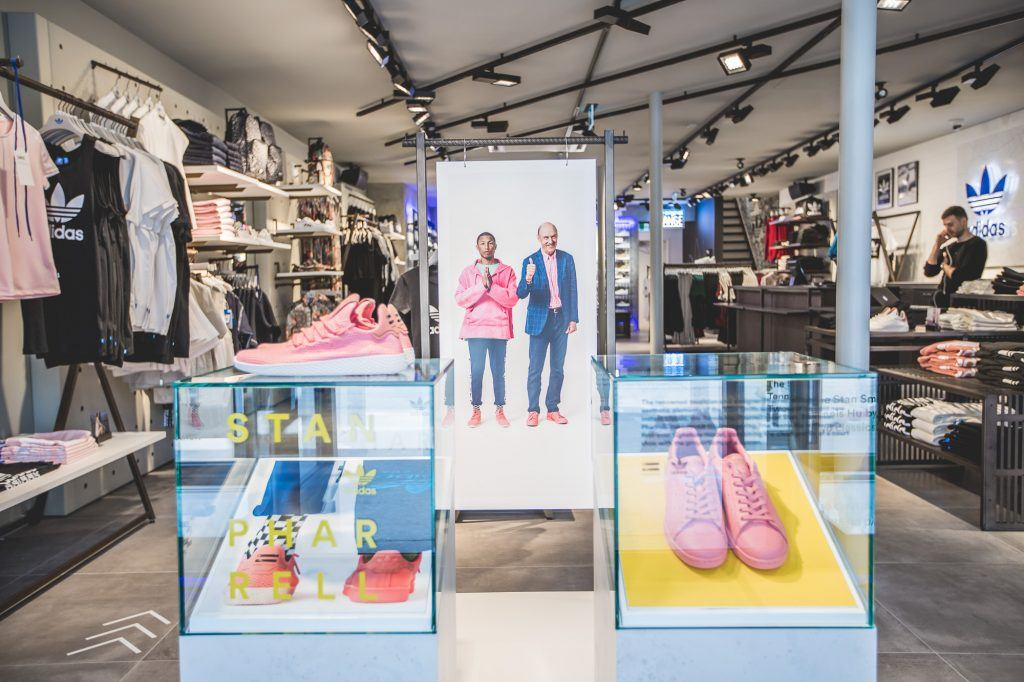 adidas opens first Canadian 'neighbourhood concept' store in