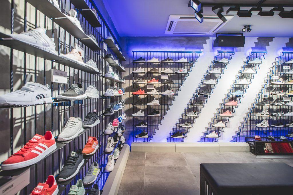 Adidas Neighbourhood Concept Store