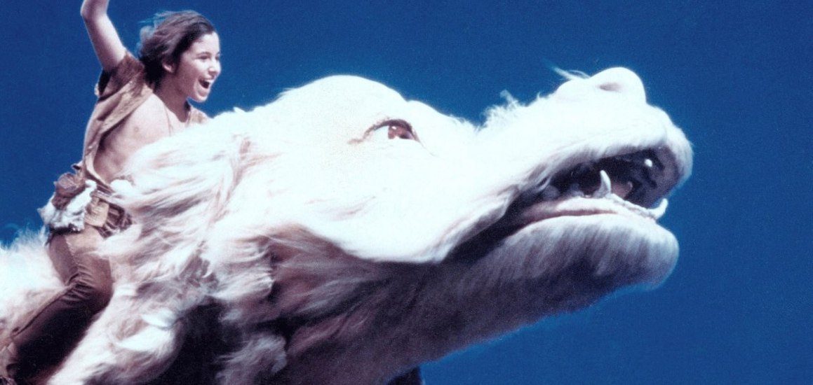 You can watch The Neverending Story at a Toronto theatre this week