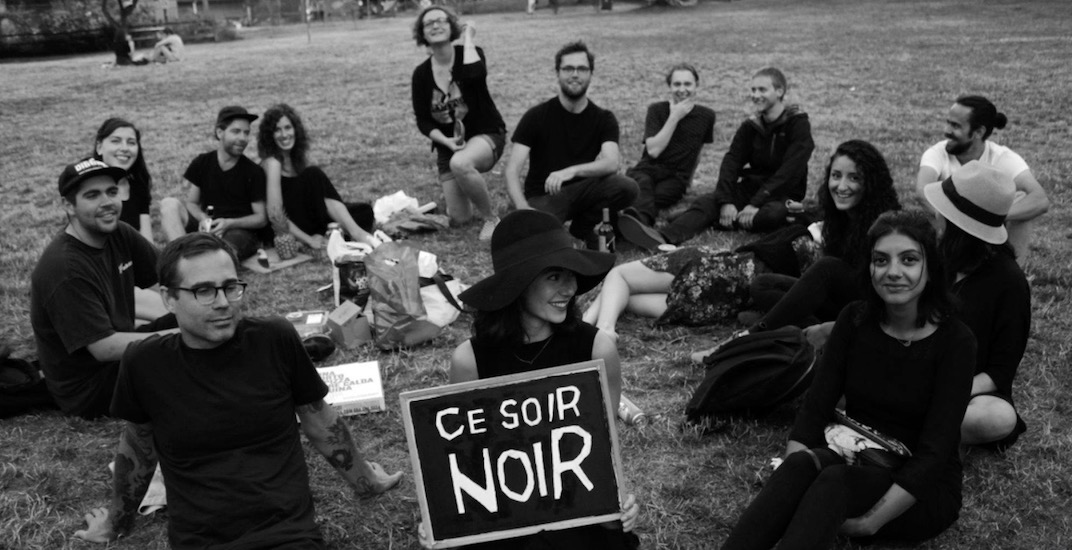Free annual picnic of darkness Ce Soir Noir returns to Crab Park this month