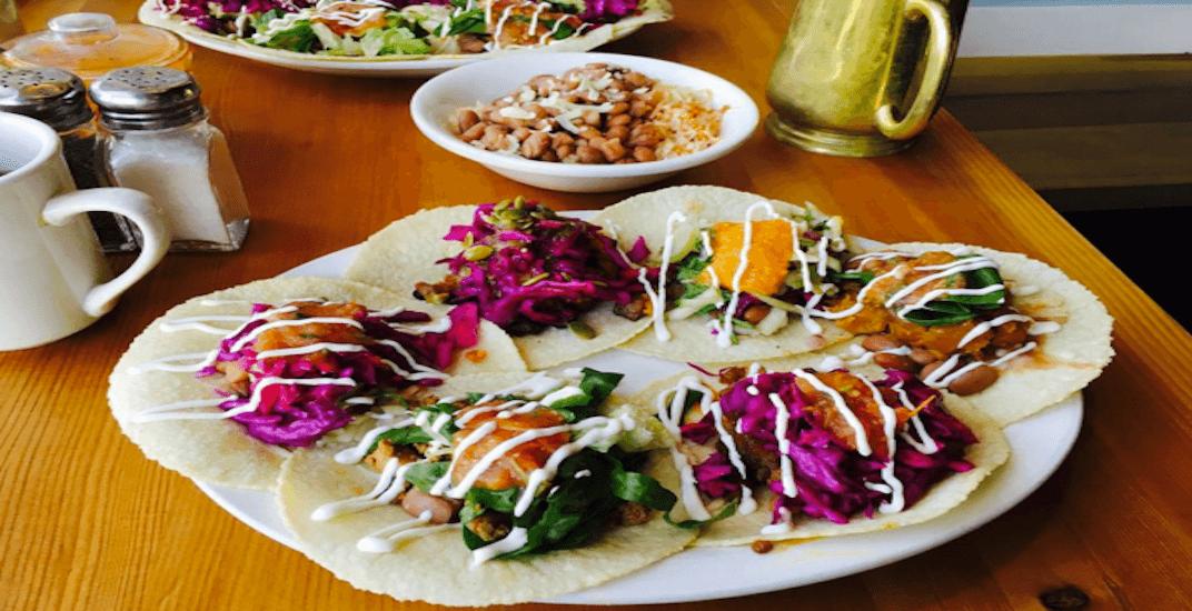 Vancouver Cheap Eats: Vegetarian