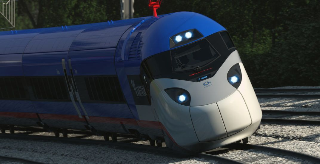 High Speed Rail Feasibility Study Between Vancouver Seattle And