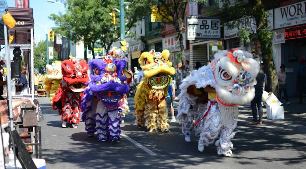 Immerse yourself in tradition at this weekend's Toronto Chinatown Festival