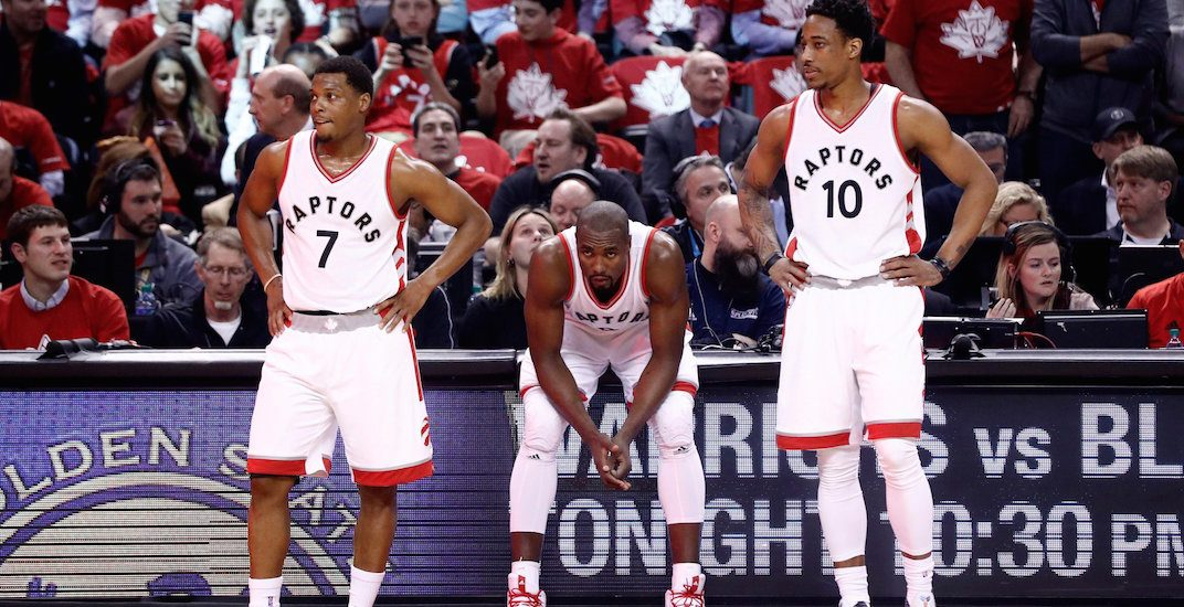 Raptors begin NBA playoffs this weekend (SCHEDULE)