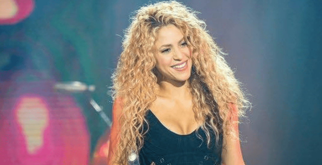 Shakira is coming to Montreal in January