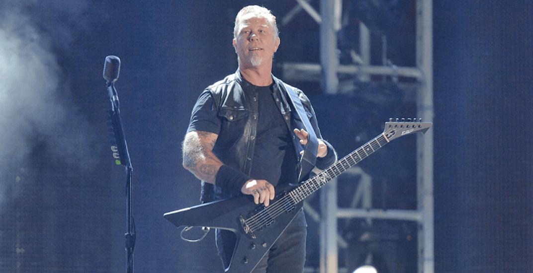 Metallica rocked Vancouver's BC Place Stadium on Monday night (PHOTOS, VIDEOS)