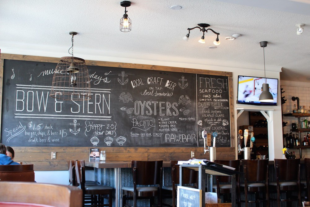 Bow & Stern Abbotsford
