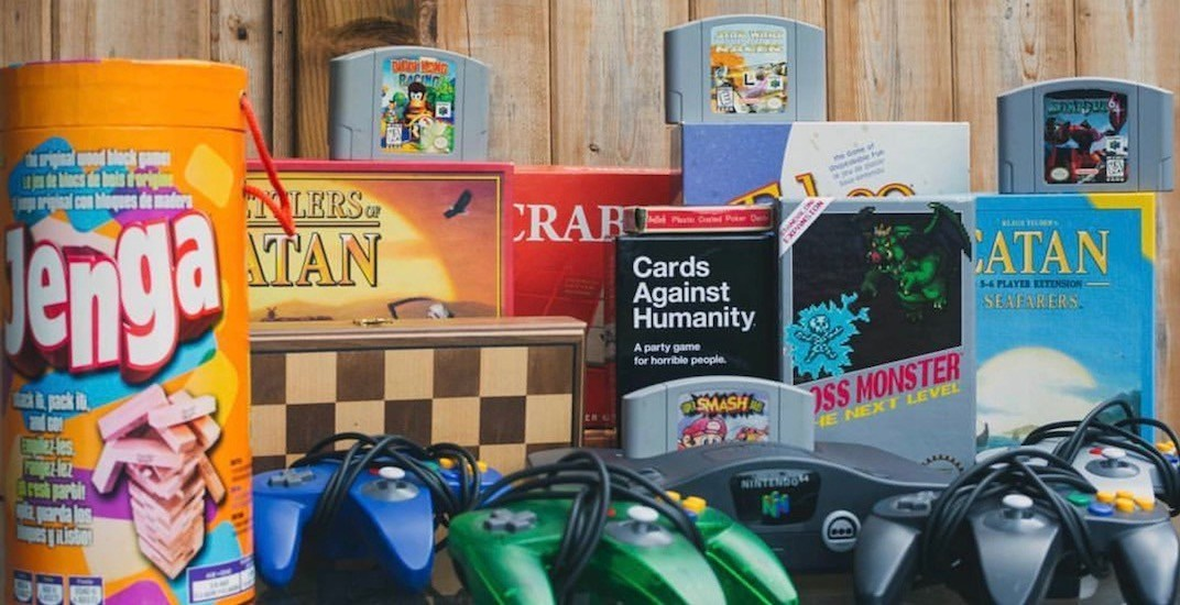 Nemesis Coffee is having a massive game night complete with N64 games and beer