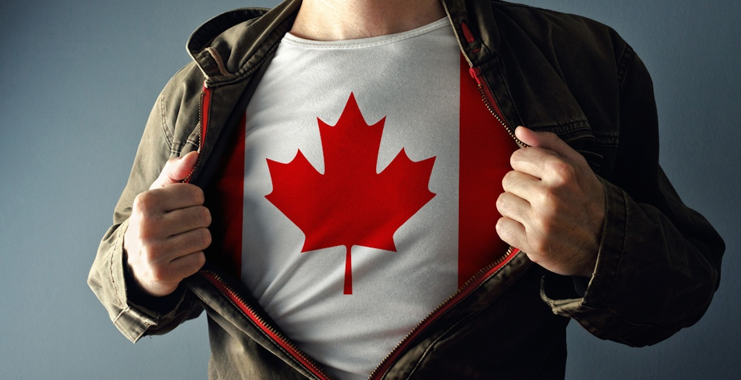 Wear your Canadian Pride for $1.50 admission into The Fair at the PNE this weekend