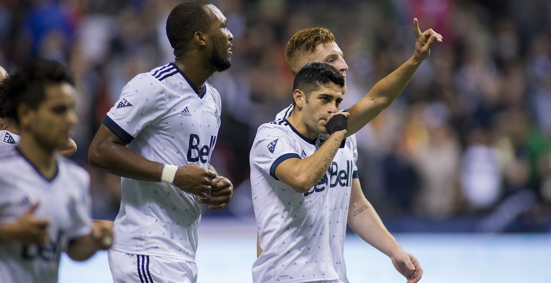 Whitecaps' Matias Laba writes letter to fans after season-ending injury