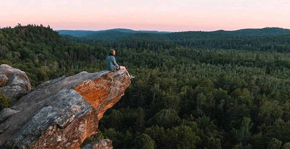 This Ontario lookout will have you feeling like the Lion King (PHOTOS)